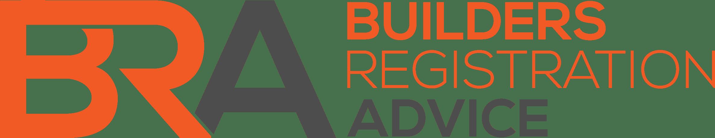 Builder Registration Advice